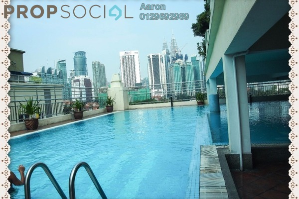 For Rent Condominium at D-Villa Residence, Ampang Hilir Freehold Fully Furnished 2R/2B 2.75k