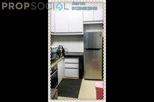 For Sale Condominium at Bayu Tasik 1, Bandar Sri Permaisuri Freehold Fully Furnished 3R/2B 450k