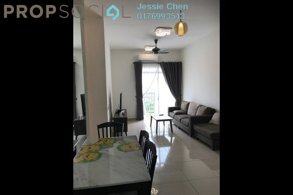For Rent Condominium at Kalista Residence, Seremban 2 Freehold Fully Furnished 3R/2B 2.2k