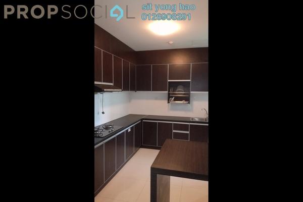 For Rent Terrace at Aqua Villa, Shah Alam Freehold Semi Furnished 3R/4B 3k