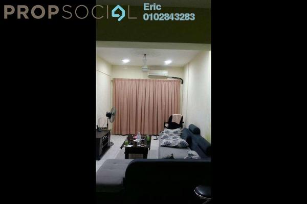For Rent Condominium at Sri Camellia Apartment, Kajang Freehold Fully Furnished 3R/2B 1.1k