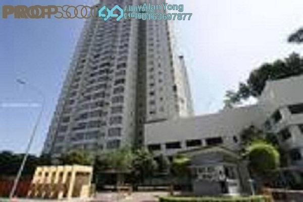 For Rent Condominium at The Saffron, Sentul Freehold Fully Furnished 0R/0B 2.5k