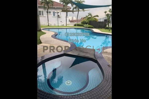 For Sale Bungalow at Taman Midah, Cheras Freehold Fully Furnished 6R/6B 7.9m