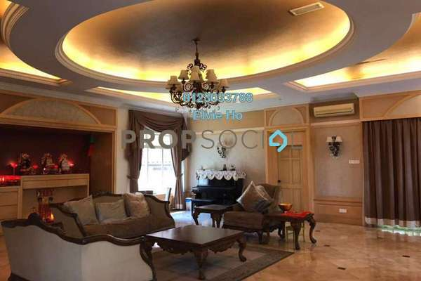 For Sale Bungalow at Bukit Tiara, Cheras Freehold Fully Furnished 16R/16B 14.5m