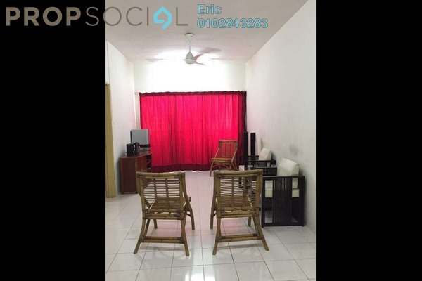 For Rent Condominium at Residensi Bistaria, Ukay Freehold Fully Furnished 3R/2B 1.3k