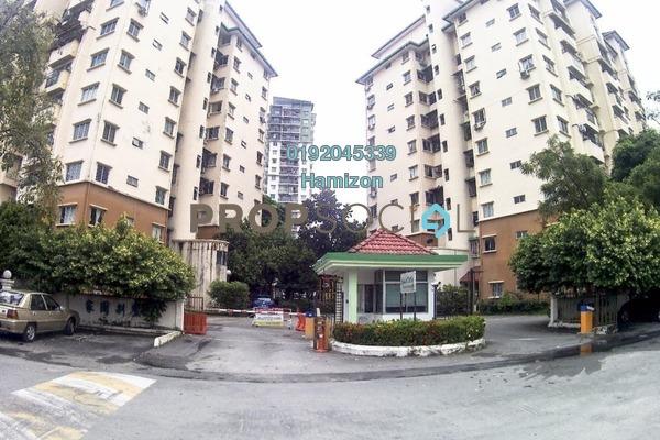 For Sale Condominium at Casa Villa, Kajang Freehold Semi Furnished 3R/2B 280k
