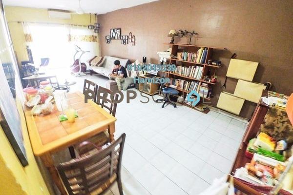 For Sale Condominium at Vista Amani, Bandar Sri Permaisuri Freehold Semi Furnished 3R/2B 409k