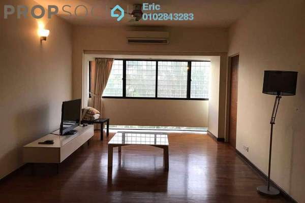 For Rent Condominium at Sri Wangsaria, Bangsar Freehold Fully Furnished 4R/2B 3.8k