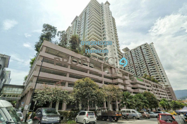 For Sale Condominium at One Damansara, Damansara Damai Freehold Unfurnished 4R/3B 539k