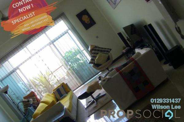 For Sale Condominium at Tiffani Kiara, Mont Kiara Freehold Semi Furnished 3R/5B 1.85m
