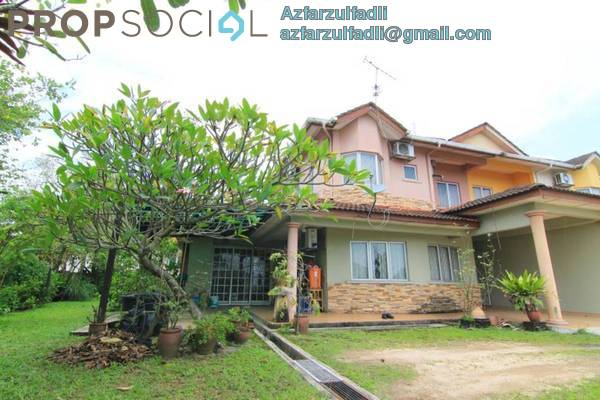For Sale Terrace at Section 6, Kota Damansara Freehold Unfurnished 4R/3B 1.05m