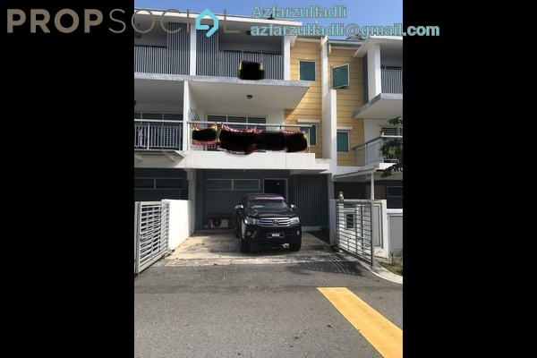 For Sale Terrace at Nadayu 92, Kajang Freehold Unfurnished 4R/5B 769k