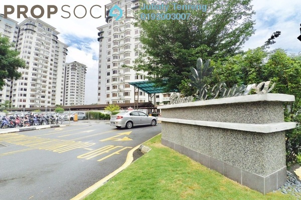 For Sale Condominium at Kelana D'Putera, Kelana Jaya Freehold Semi Furnished 3R/2B 510k