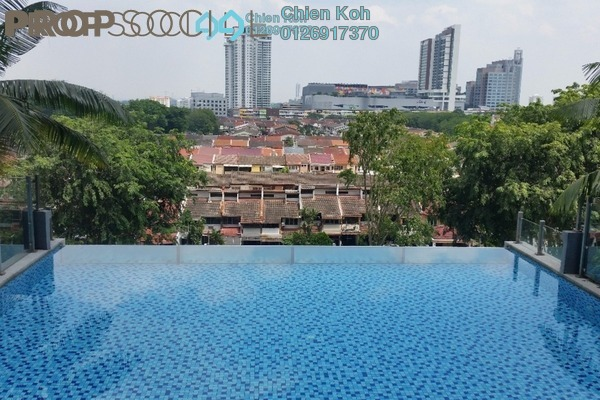 For Rent Condominium at Glomac Damansara Residences, TTDI Freehold Fully Furnished 3R/4B 4.1k