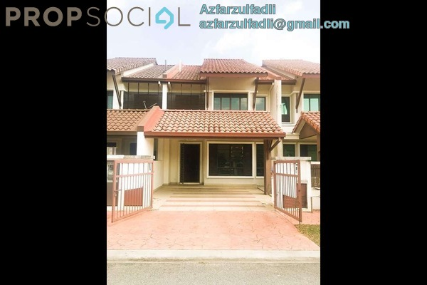 For Sale Terrace at Ilham, Alam Sari Freehold Unfurnished 4R/4B 680k
