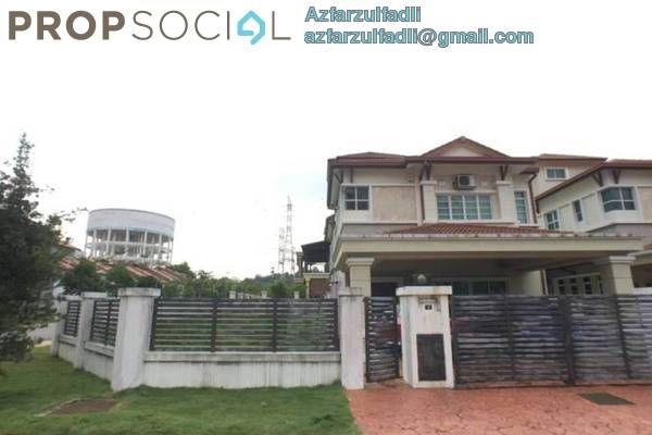 For Sale Bungalow at Le Putra Avenue, Bandar Putra Permai Freehold Semi Furnished 5R/5B 2m
