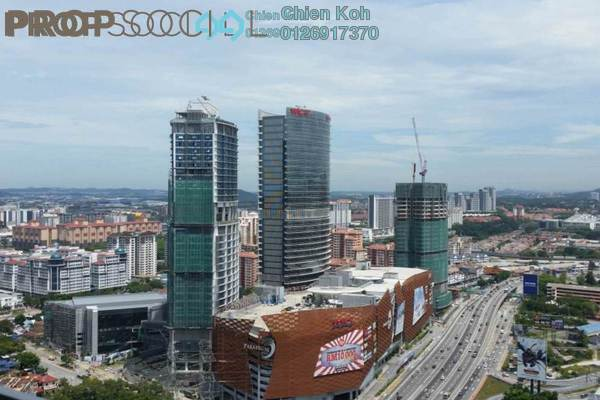 For Rent Condominium at Kelana Damansara Suite, Kelana Jaya Freehold Semi Furnished 3R/2B 2k