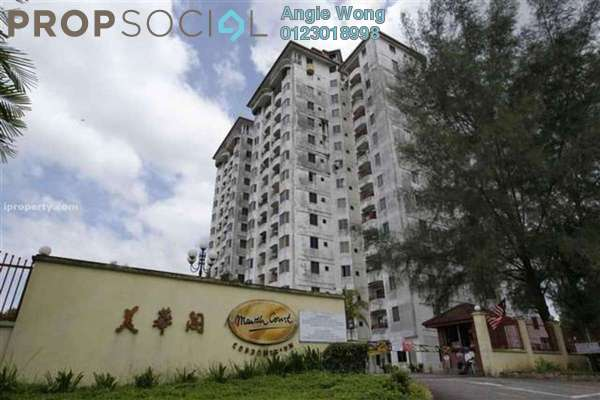 For Rent Condominium at Mewah Court, Kajang Freehold Fully Furnished 0R/0B 1.1k