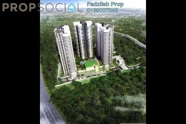 For Sale Condominium at Concerto Kiara, Dutamas Freehold Semi Furnished 3R/4B 1.33m