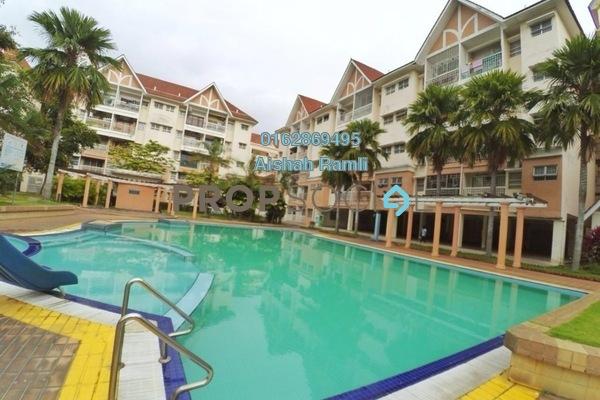 For Sale Apartment at Taman Bayu Perdana, Klang Freehold Unfurnished 3R/2B 270k