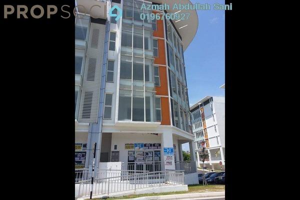 For Rent Shop at Seksyen 9, Bandar Baru Bangi Freehold Unfurnished 1R/2B 7k