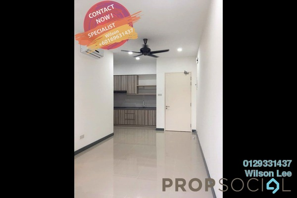 For Rent Condominium at South View, Bangsar South Freehold Semi Furnished 2R/2B 2.4k