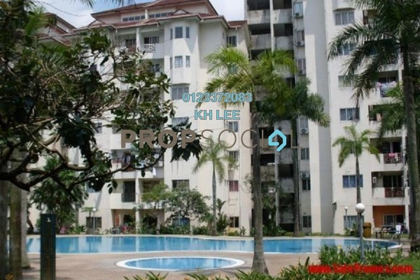 For Rent Apartment at Pelangi Court, Klang Freehold Unfurnished 3R/2B 750translationmissing:en.pricing.unit