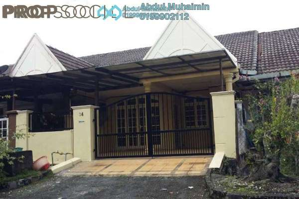 For Sale Terrace at Suasana, Bandar Tun Hussein Onn Freehold Semi Furnished 3R/2B 500k