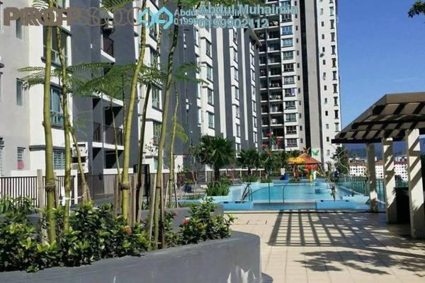 For Sale Condominium at Amara, Batu Caves Freehold Semi Furnished 3R/2B 320k