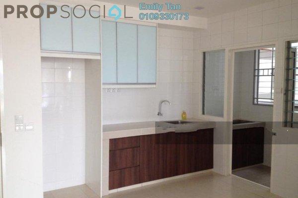For Sale Apartment at Seri Baiduri, Setia Alam Freehold Semi Furnished 3R/2B 338k