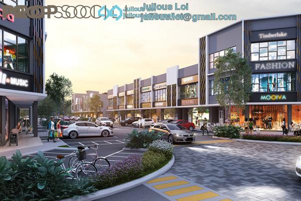 For Sale Shop at Jade Hills, Kajang Freehold Unfurnished 0R/0B 1.29m