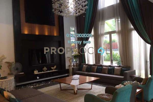 For Sale Bungalow at Country Heights Kajang, Kajang Freehold Fully Furnished 12R/16B 10.5m