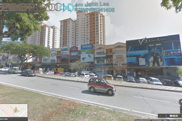 For Sale Shop at Section 2, Wangsa Maju Leasehold Fully Furnished 0R/0B 5.5m