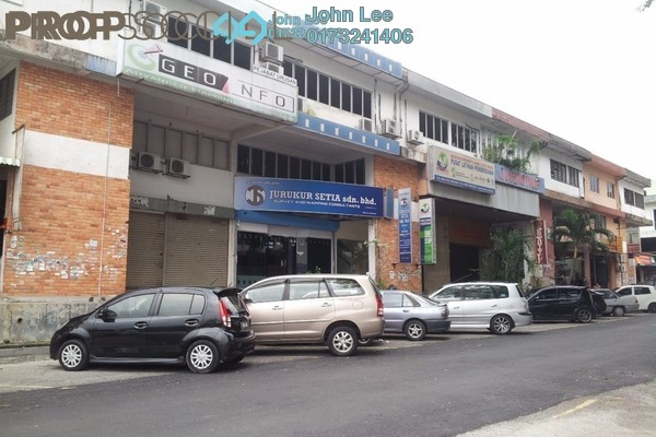 For Sale Shop at Taman Melawati, Melawati Leasehold Fully Furnished 0R/0B 2.3m