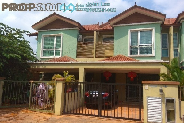 For Sale Link at Taman Puchong Prima, Puchong Leasehold Unfurnished 4R/3B 1.2m
