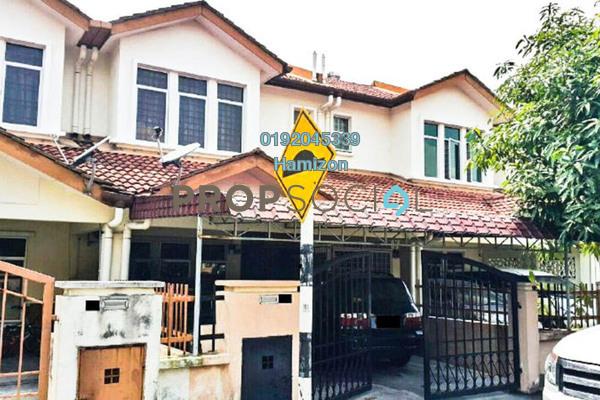 For Sale Terrace at Taman Pelangi Semenyih, Semenyih Freehold Unfurnished 4R/3B 439k