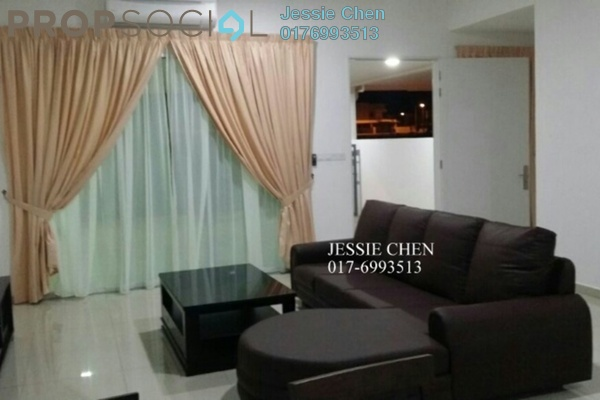 For Rent Terrace at Castora, Bandar Sri Sendayan Freehold Semi Furnished 4R/4B 2k