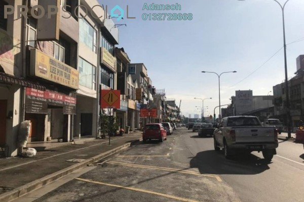 For Rent Shop at Jalan Sungai Tiram, Ulu Tiram Freehold Unfurnished 0R/2B 4.5k