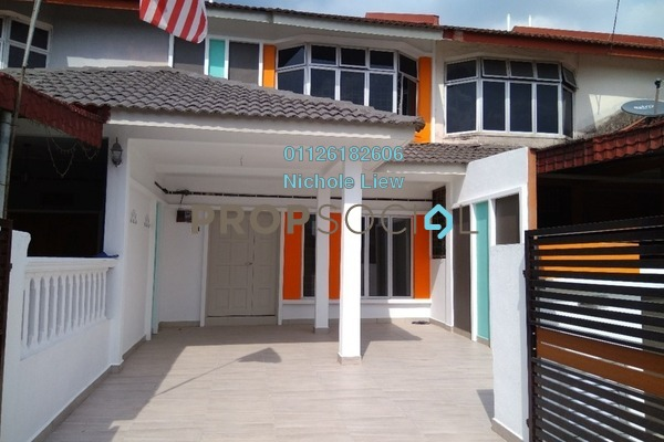 For Sale Terrace at Bandar Tasik Kesuma, Semenyih Freehold Unfurnished 3R/2B 380k