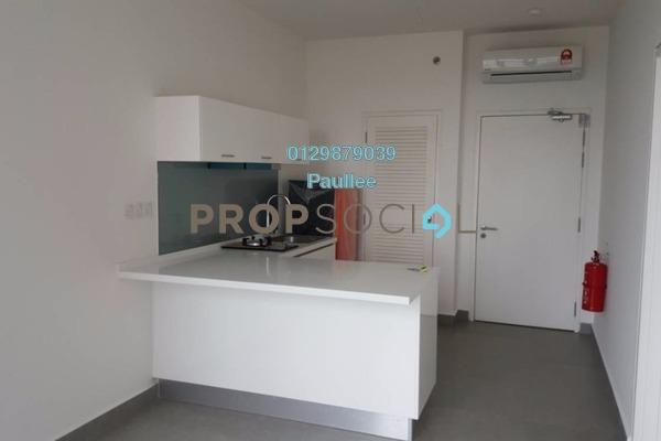 For Rent Condominium at Kanvas, Cyberjaya Freehold Semi Furnished 1R/1B 1k