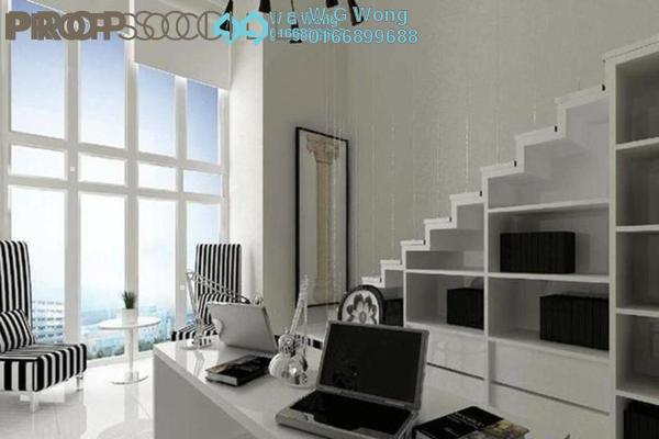 For Sale Duplex at The Scott Soho, Old Klang Road Freehold Fully Furnished 1R/2B 450k