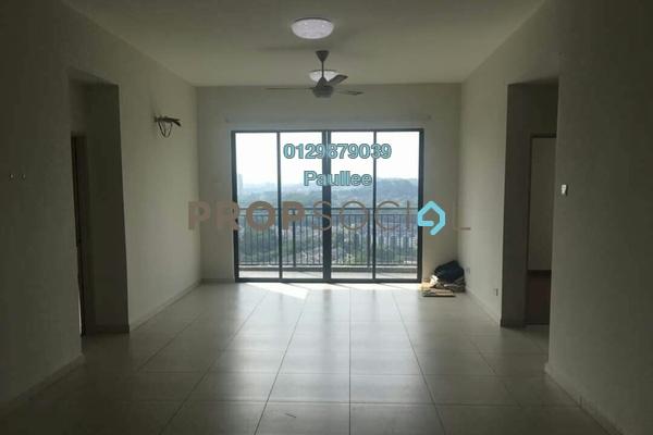For Rent Condominium at Zefer Hill Residence, Bandar Puchong Jaya Freehold Semi Furnished 4R/3B 1.7k