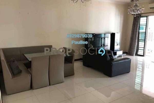 For Rent Terrace at Taman Meranti Jaya, Puchong Freehold Fully Furnished 5R/4B 2k