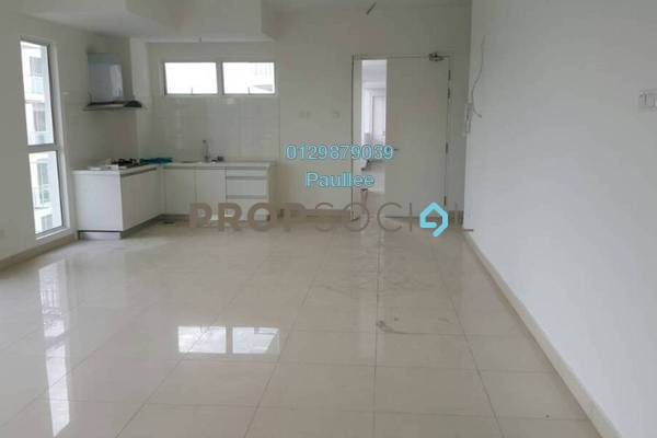 For Sale Condominium at Duet Residence, Bandar Kinrara Freehold Semi Furnished 4R/3B 720k