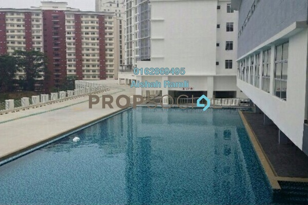 For Sale Condominium at Suasana Lumayan, Bandar Sri Permaisuri Freehold Unfurnished 4R/2B 520k