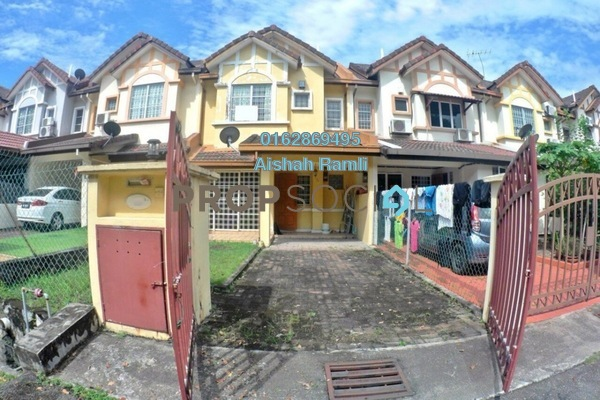 For Sale Terrace at Putra Bahagia, Putra Heights Freehold Unfurnished 4R/3B 645k
