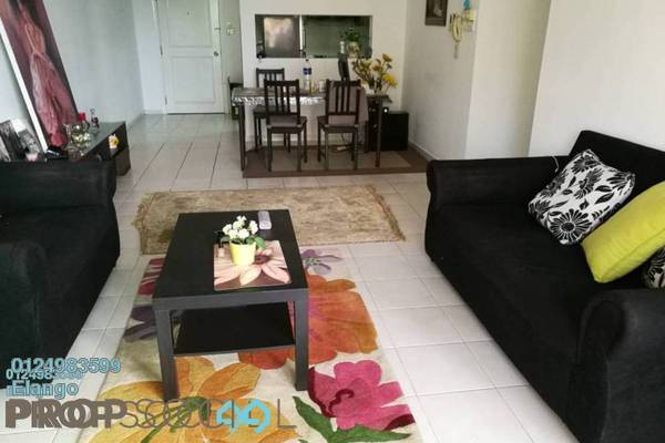 For Sale Condominium at Opal Damansara, Sunway Damansara Freehold Semi Furnished 3R/3B 680k