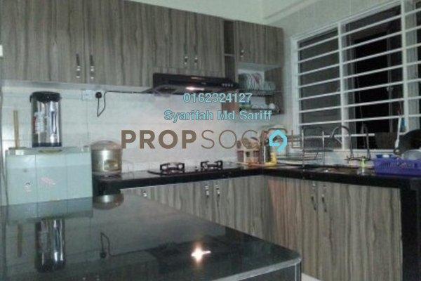For Sale Apartment at Sri Harmonis Apartment, Gombak Freehold Semi Furnished 2R/2B 330k