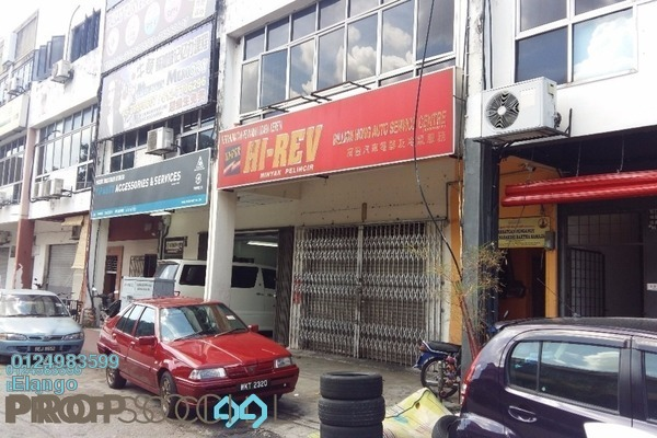 For Sale Shop at SS3, Kelana Jaya Freehold Unfurnished 0R/2B 960k