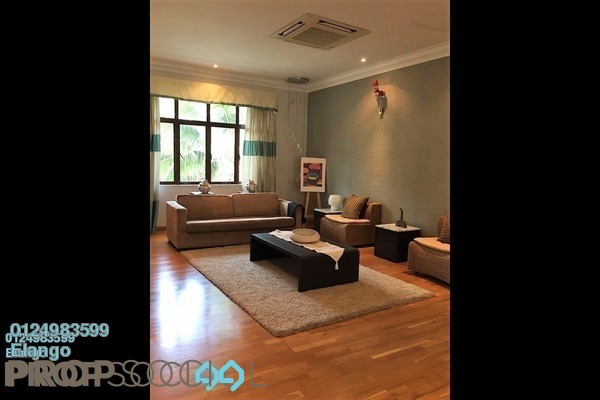 For Sale Bungalow at Aman Suria Damansara, Petaling Jaya Freehold Semi Furnished 6R/6B 3.6m